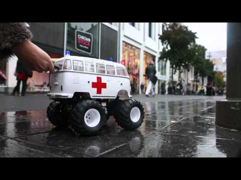 Do you want a smartphone ambulance in your city?