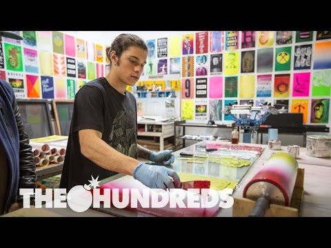 The Hundreds Spends a Day at Hurley HQ