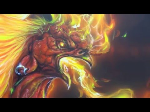 Mike Lavallee - True Fire™ Rooster - Time-lapse