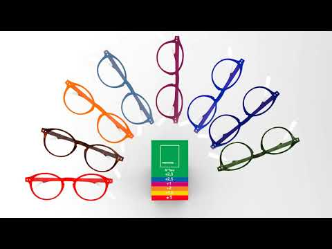 PANTONE Reading Glasses Collection by Afternoon