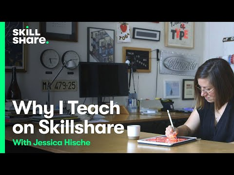 How Jessica Hische Shaped Her Freelance Career