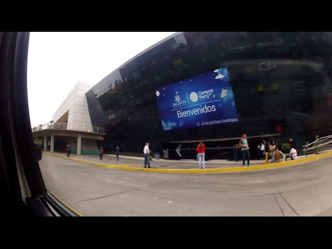 ATW en Campus Party 2015 #CPMX6