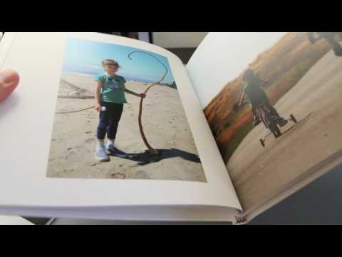 Google Photo Book quick review. Soft cover and Hard cover