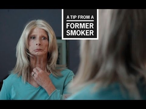 CDC: Tips From Former Smokers - Terrie H.'s Tip Ad
