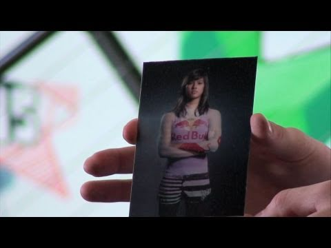 How to make lenticular images - Red Bull Illume