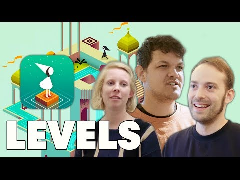 Why the world fell in love with Monument Valley   Levels