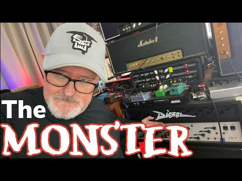World's BEST lead tone? This Amp is a MONSTER