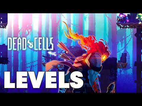 The story behind Dead Cells - Motion Twin   Levels