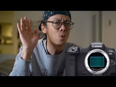 Canon EOS R5 - CONFIRMED 8K RAW, Full Frame, 4K 120 hotness! No Catch?!
