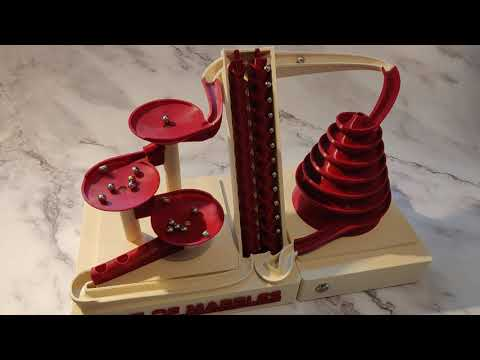 The Double Screw - Out Of Marbles - Duo Marble Machine