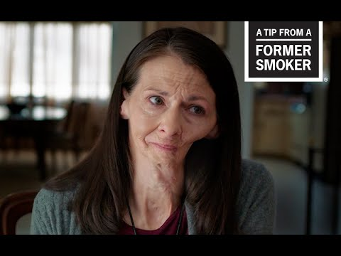CDC: Tips From Former Smokers - Christine B.: I Have to Quit