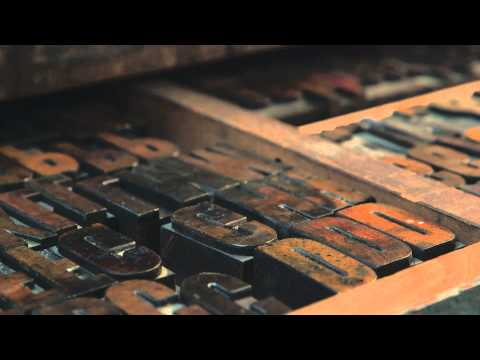 How-To: Use a Letterpress