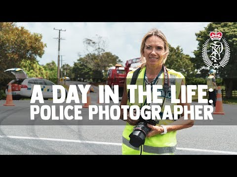 A Day in the Life: Police Photographer