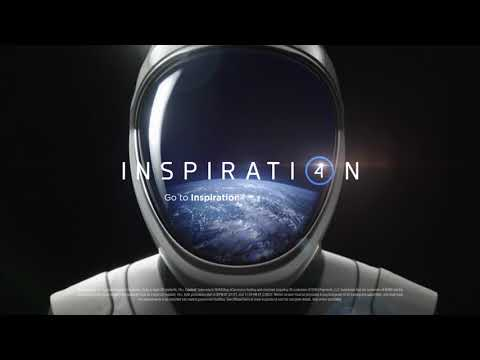 Super Bowl Ad: Join The First All-Civilian Space Mission   Inspiration4