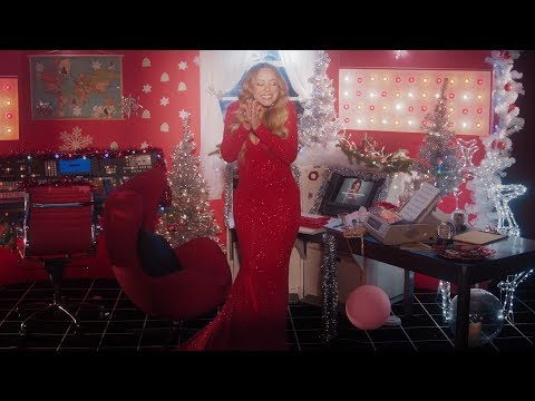 It's Officially Christmas with Mariah Carey and Spotify!
