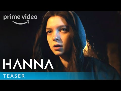 Hanna Season 1 Be the Girl No One Saw Coming | Prime Video