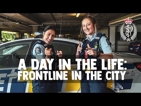 A Day in the Life: Frontline Cops in the City