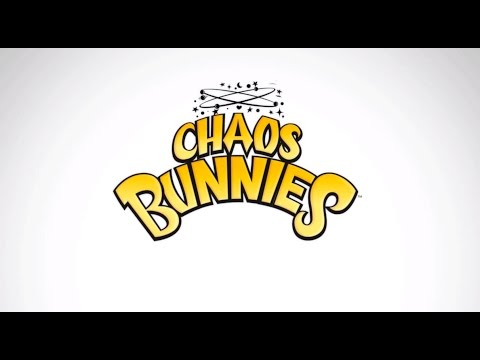 Designing a Vinyl Toy: The Chaos Bunnies