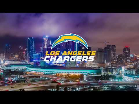 Chargers Introduce Updated Bolt Mark and New Logotype