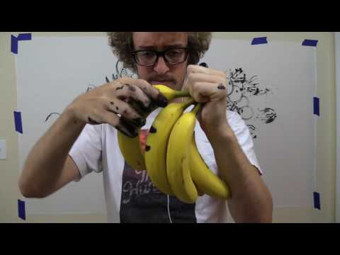 How to Draw with Bananas