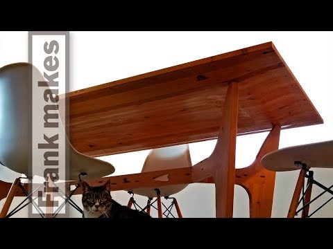 Making Our Dining Table