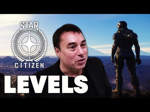 Biggest crowdfunding campaign in gaming history - Star Citizen   Levels