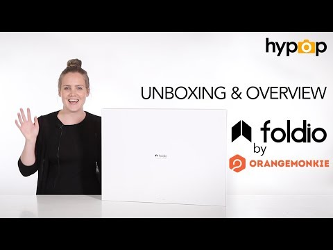 Unboxing and Overview of the Foldio3, Foldio360 and Halo Bars
