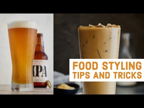 How to Style Food for Photography