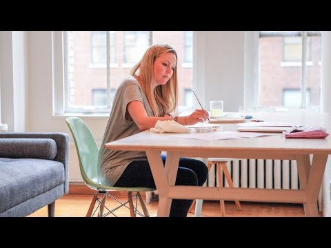 Graphic Designer Earns $1 Million Selling Fonts and Graphics Online