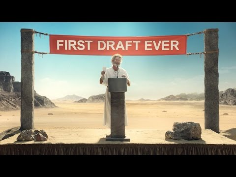 Super Bowl XLIX 2015 Commercial - Avocados From Mexico #FirstDraftEver