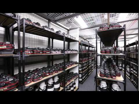 A Look Inside Canon's CPS Depot at the Brazil Olympics
