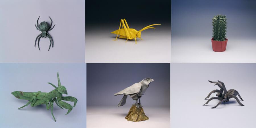 Plantillas de origami para imprimir