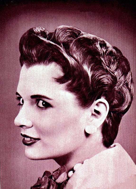 peinados clásicos de mujer