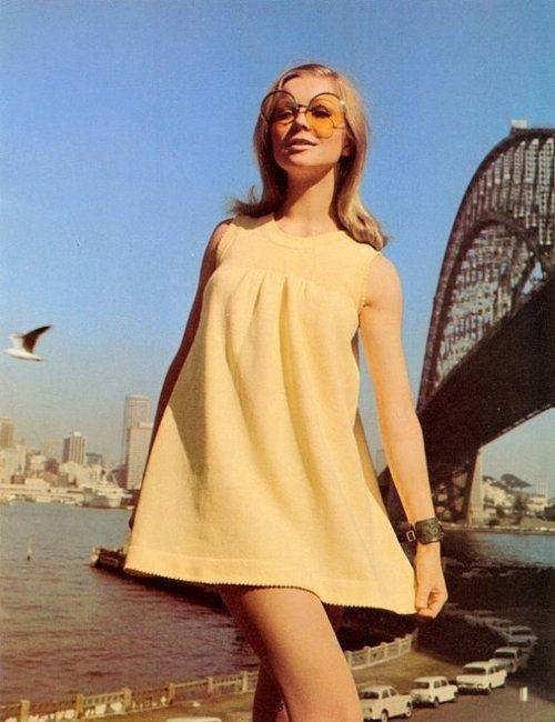 moda de los años 70's y 80's