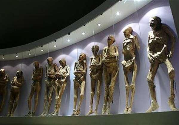 momias Guanajuato actuales