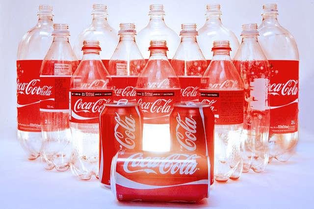 15 litros de Coca-cola