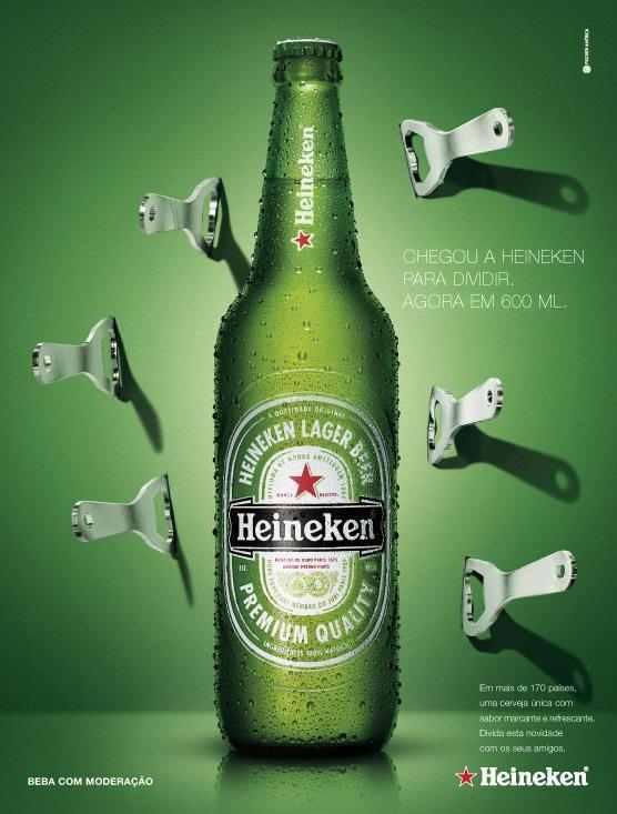 Heineken publicidad