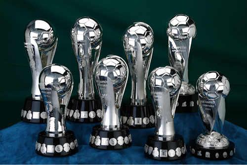 trofeos de la Federación Mexicana de Futbol
