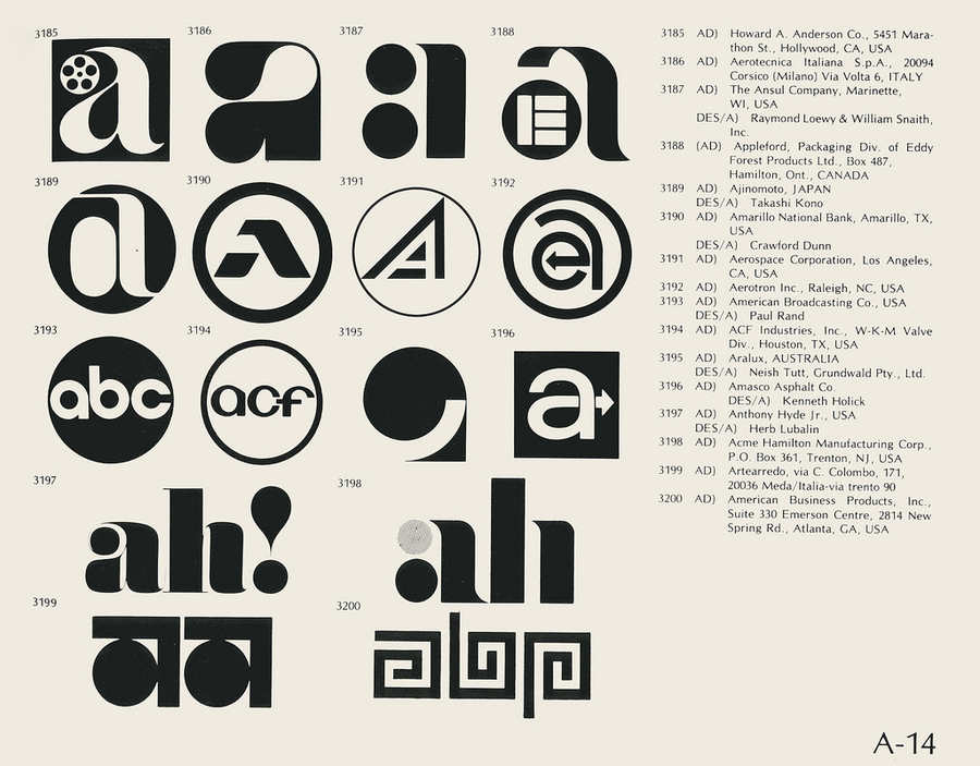 ejemplos de logotipos