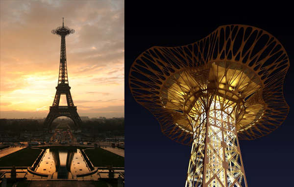 torre Eiffel 120 aniversario