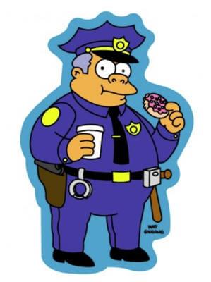 Los Simpsons en vectores