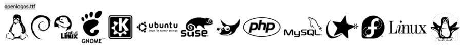 Abecedario de logos