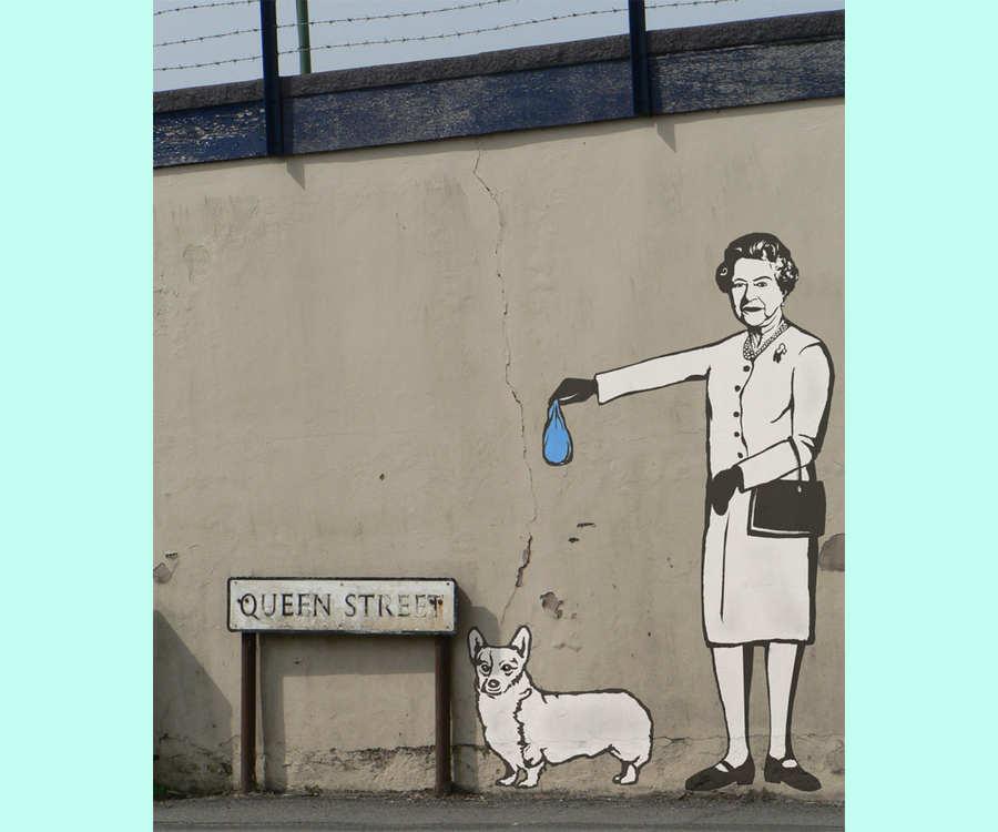queen street art