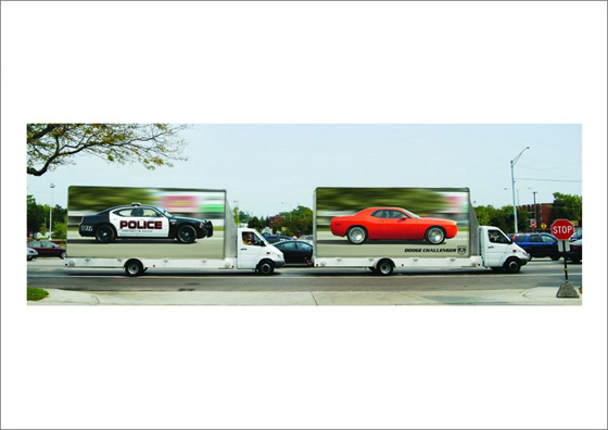 publicidad persecición policiacas