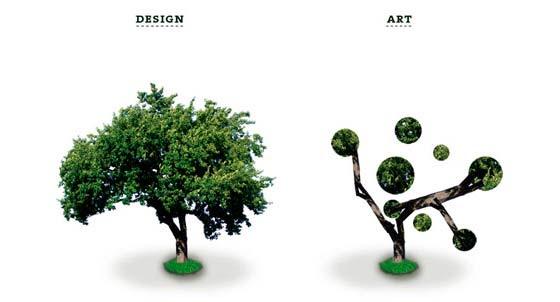 diferencias entre arte y diseño