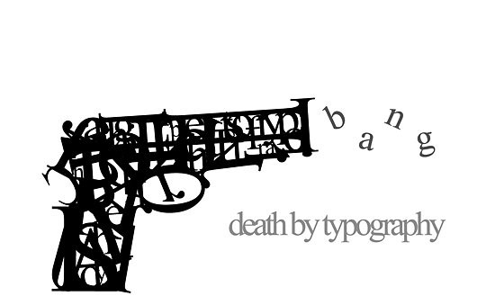la muerte de la tipografía