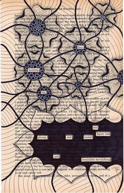 Ilustraciones de poemas