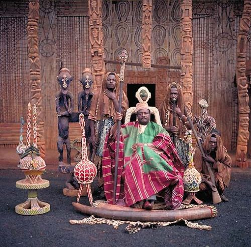 reyes africanos