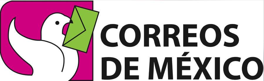 logotipo correos de México