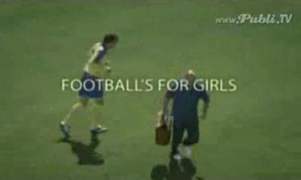 El fútbol es para mujeres